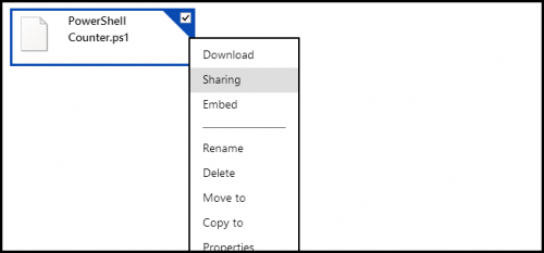 Как совместно использовать ваши файлы на SkyDrive в режиме «только чтение»