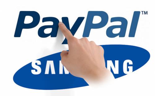 PayPal выпустил мобильное приложение для платежей пальцем