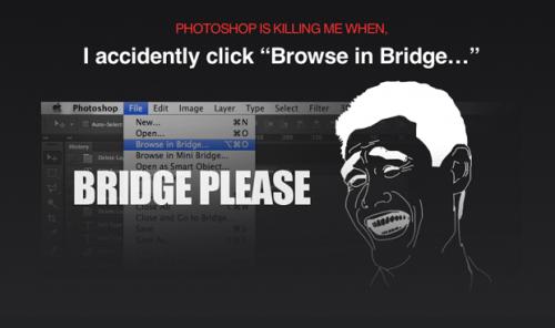 Проблемам Photoshop посвятили сайт