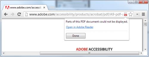 Почему Chrome предупреждает о возможной опасности PDF-файлов для вашего компьютера?
