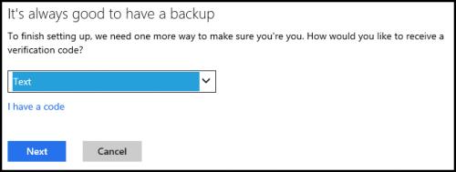 Как активировать двухфакторную проверку подлинности в Windows 8