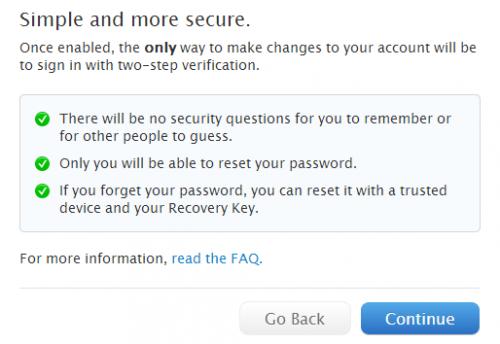 Как защитить свой Apple ID с помощью двухступенчатой проверки подлинности