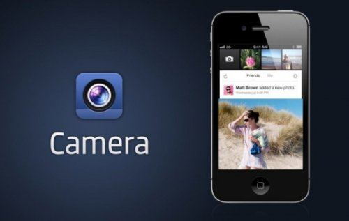 Facebook удалила из App Store свои приложения Poke и Camera