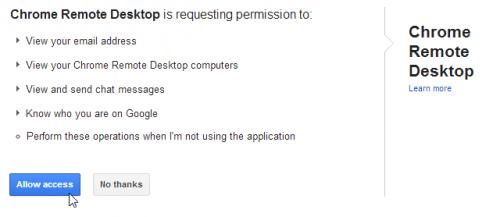 Как использовать Google Chrome  для получения удаленно доступа к своему компьютеру