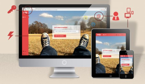 Surfly — совместная прогулка по интернету