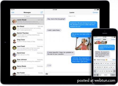 Apple близка к решению старой проблемы с iMessage