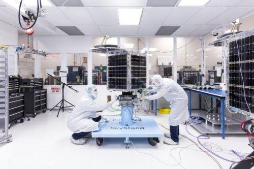 Google близка к покупке разработчика технологий спутниковой съемки поверхности Земли Skybox Imaging