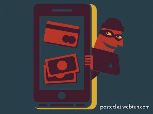 Как реагировать на онлайн-мошенничества