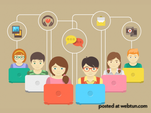 Ваш ребенок и социальные сети: простые правила