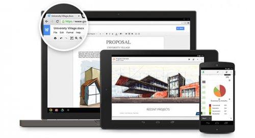 Google представила сервис Drive for Work с неограниченным дисковым пространством