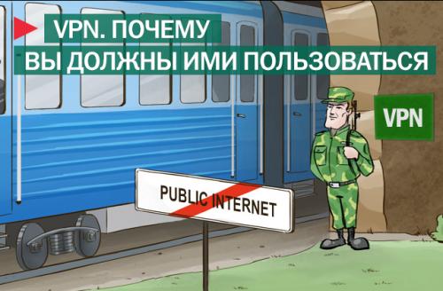 Зачем нужно использовать VPN