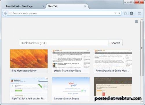 Вышел Firefox 31