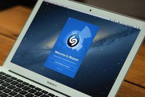 Сервис идентификации музыкальных композиций Shazam теперь и на Mac
