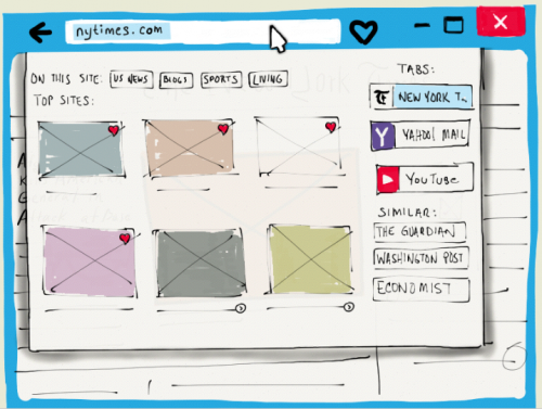 Lightspeed - эксперимент Mozilla по развитию интерфейса web-браузеров