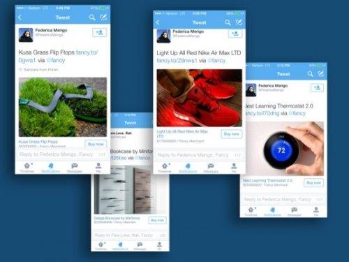 Twitter может до конца нынешнего года реализовать возможность совершения покупок прямиком из «твита»