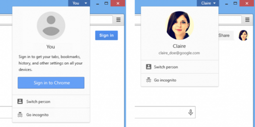 Google представила гостевой режим для бета-версии браузера Chrome
