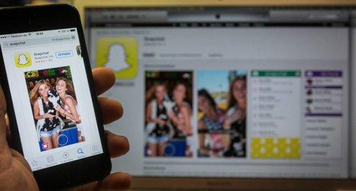 Хакеры собрали базу данных из 100 тыс фотографий пользователей Snapchat