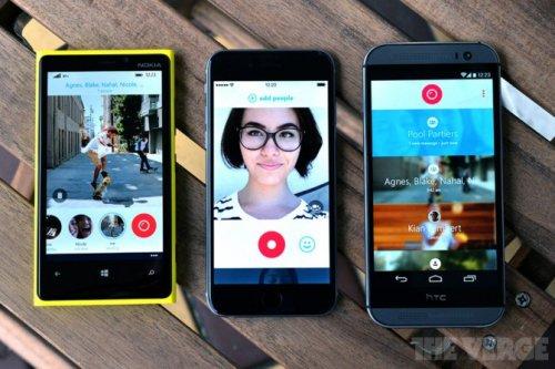 Skype Qik – мессенджер для обмена исключительно видео-сообщениями