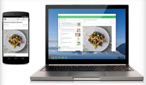Google может объединить платформы Android и Chrome OS
