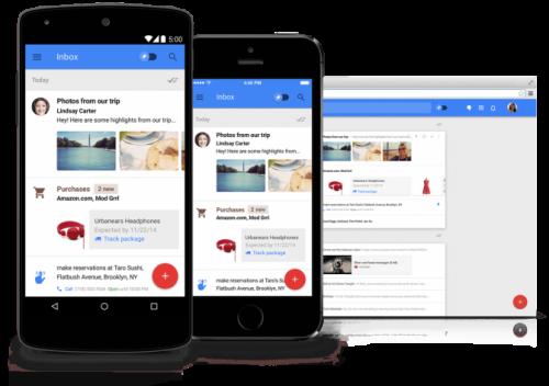 Новый сервис Inbox от Gmail – больше, чем почта