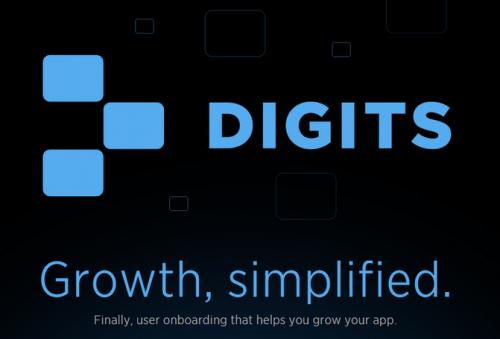 Новый сервис Digits от Twitter позволит отказаться от паролей в пользу телефонных номеров
