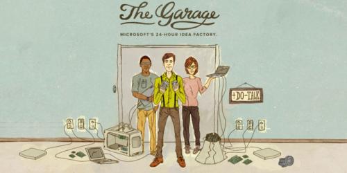 Microsoft пытается улучшить Android при помощи новых приложений программы Garage