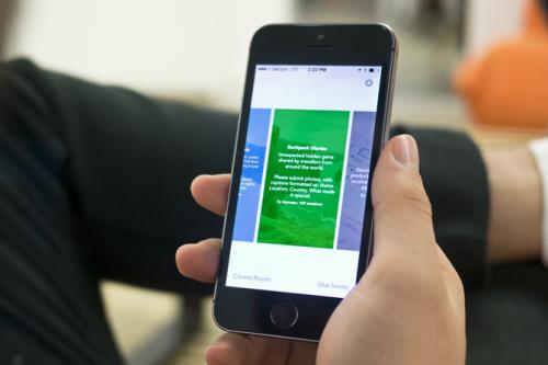 Facebook представила приложение Rooms для анонимного общения