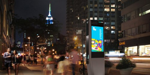Таксофоны Нью-Йорка заменят на гигабитные хотспоты