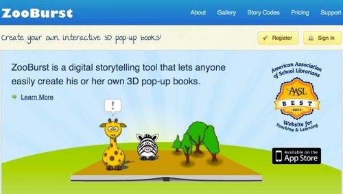 9 бесплатных инструментов для создания цифровых рассказов