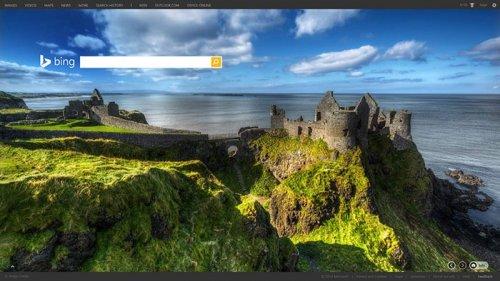 Поисковик Bing стал использовать HD-обои помимо других новшеств