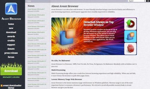 20 альтернативных веб-браузеров для Windows, о которых вы могли не знать
