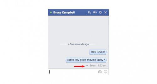 В Adblock Plus теперь можно заблокировать уведомление о просмотре сообщения в Facebook