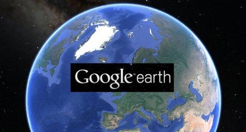 ����� ��� ����� ���������� ��������� Google Earth API