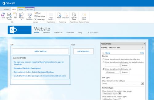 Microsoft прекратит поддержку сервиса SharePoint Online Public Website
