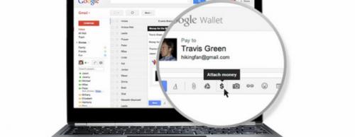 В Gmail Великобритании появилась кнопка для отправки денег