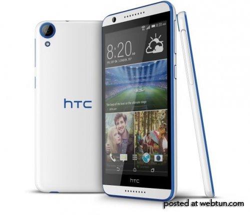 Price представил подробный обзор смартфона HTC Desire 820
