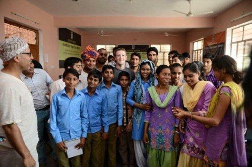 Бесплатный Интернет от Facebook: теперь в Индии