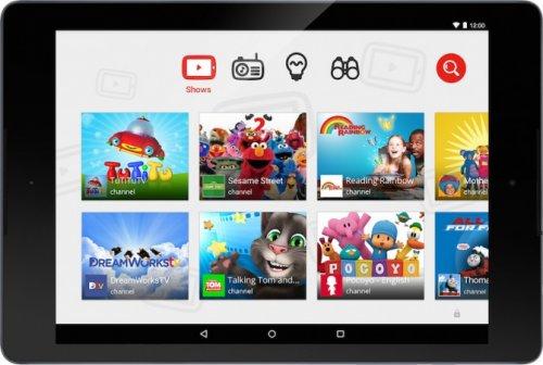 Google выпустила приложение YouTube Kids для детей