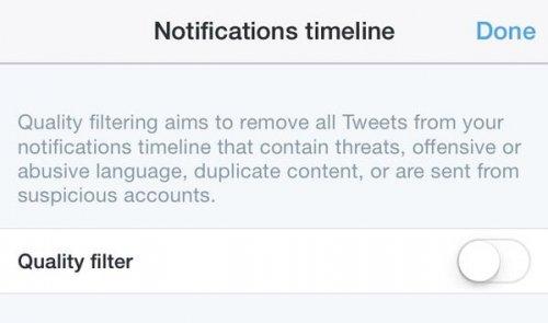 Twitter тестирует функцию блокировки оскорбительных сообщений