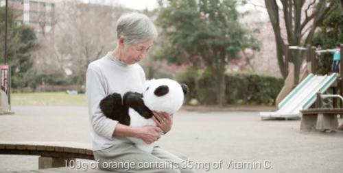 Google Panda — персональный помощник в виде мягкой игрушки