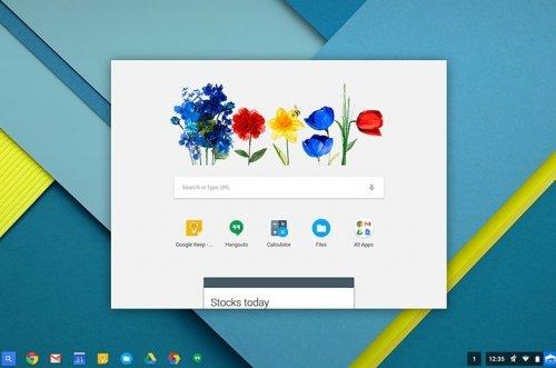 Google: теперь любые разработчики могут переносить Android-приложения на Chrome OS