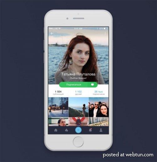 «ВКонтакте» запустит собственный Instagram