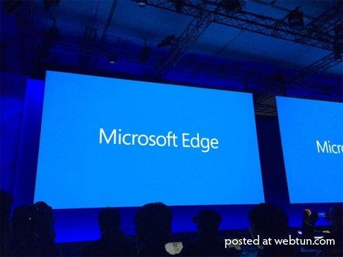Microsoft: браузер Edge не выйдет на сторонних платформах