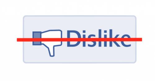 В Facebook добавят кнопку Dislike / «Не нравится»